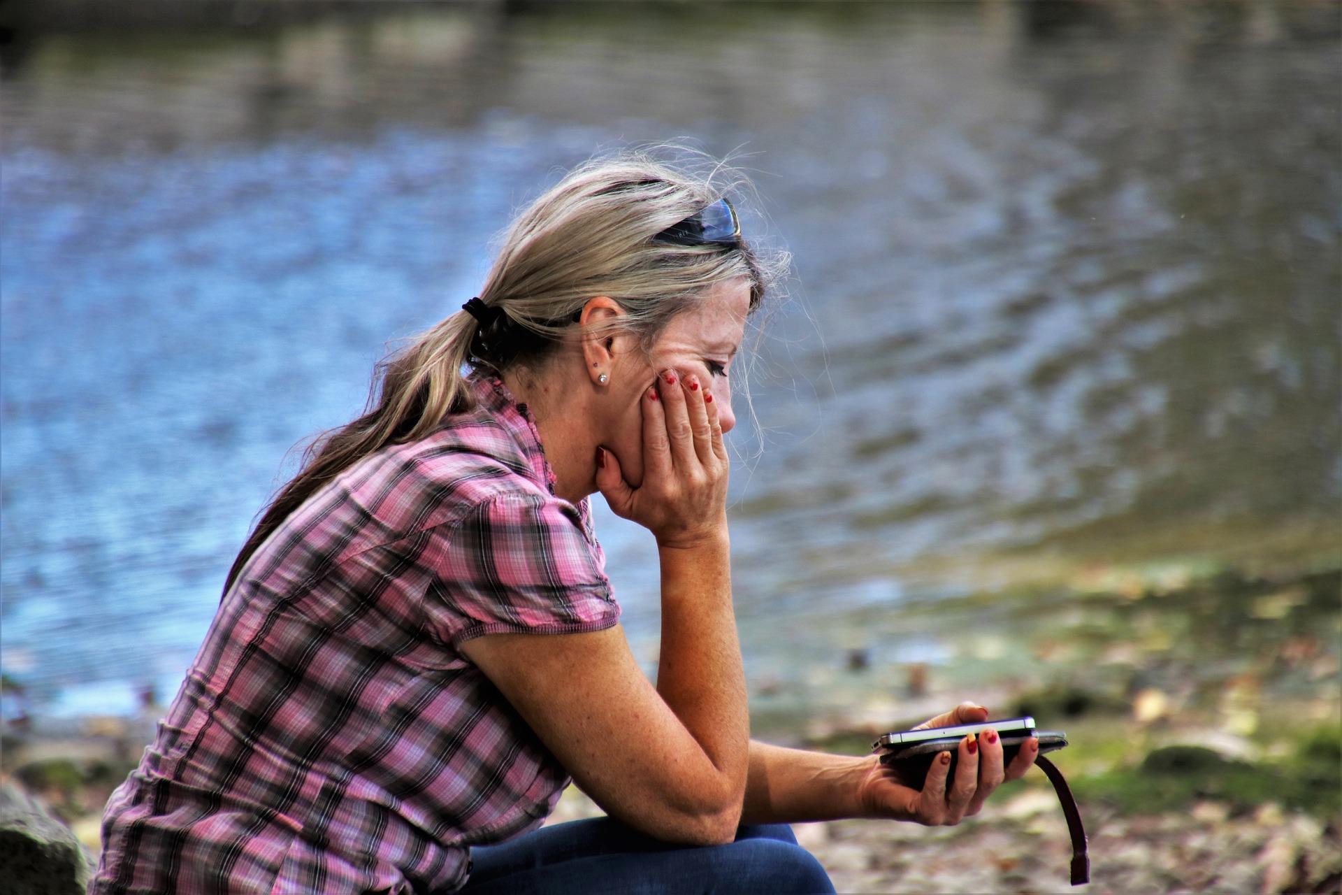 Quälst du dich noch mit deinem Schmerz oder erlaubst du dir schon, wieder glücklich zu sein?